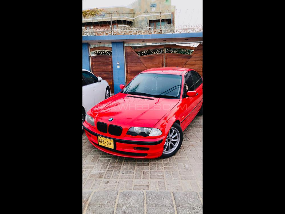 BMW 3 Series 316i 1999 for sale in Karachi   PakWheels