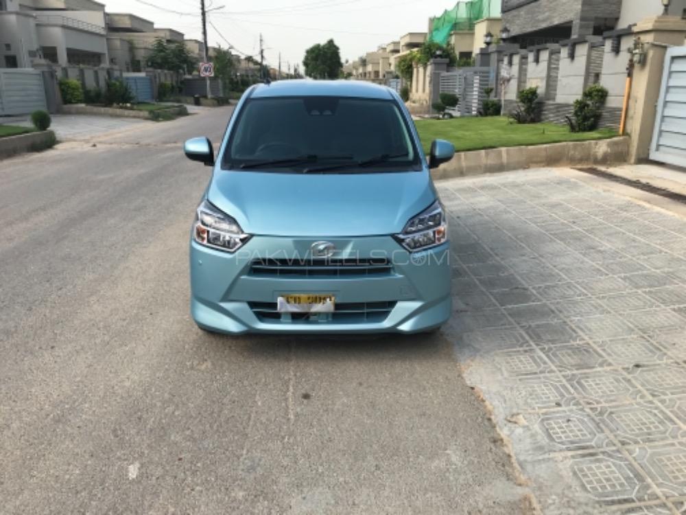 Daihatsu Mira X SA 2017 Image-1