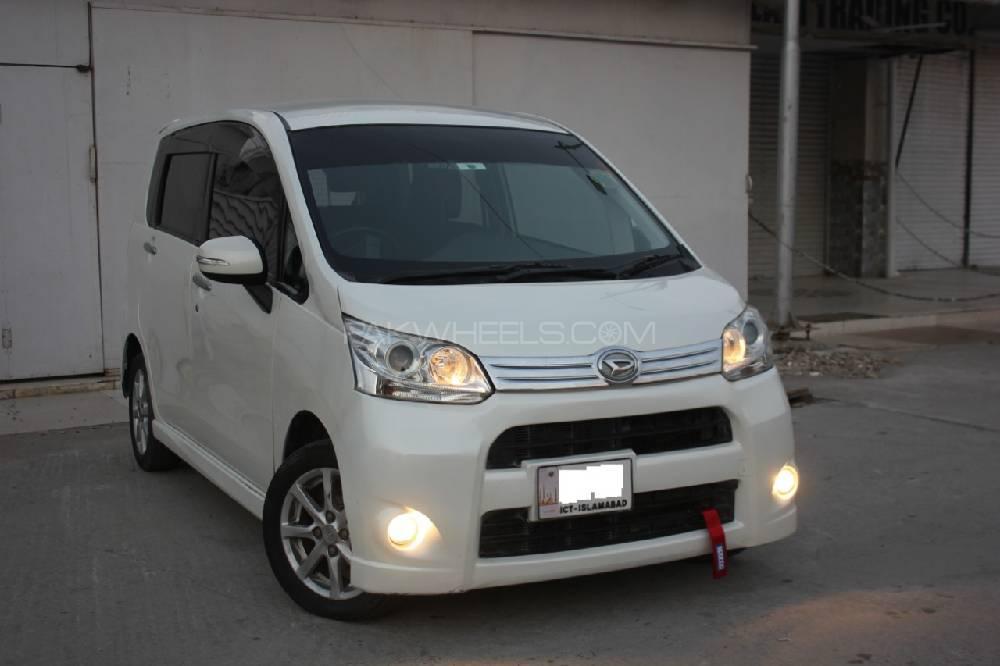 Daihatsu Move Custom X 2012 Image-1
