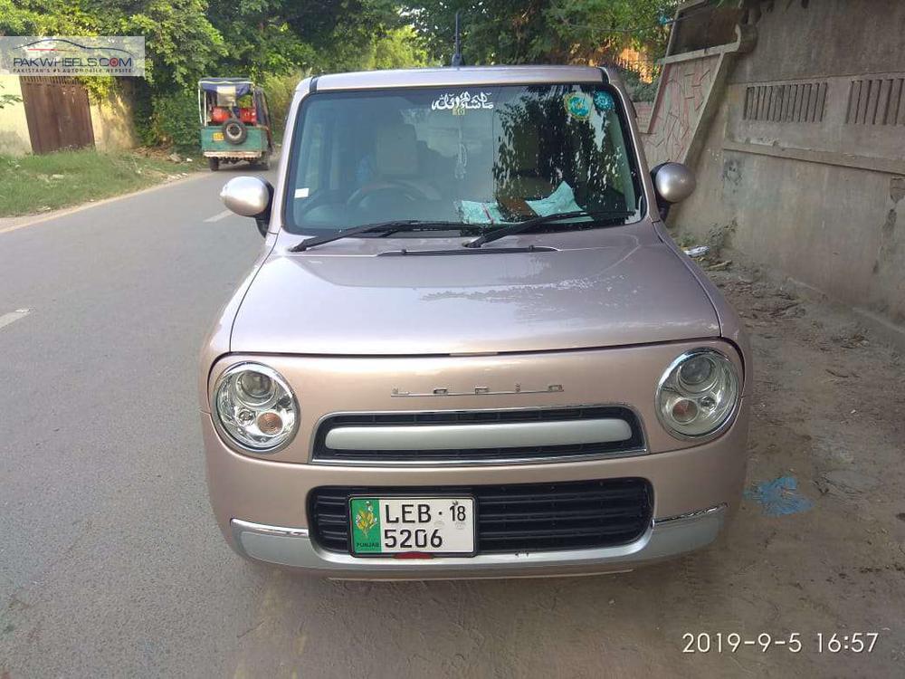 Suzuki Alto Lapin 10th Anniversary Limited 2015 Image-1