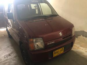 Suzuki Wagon R Cars for sale in Multan | PakWheels
