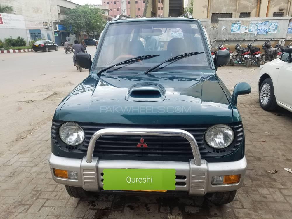 Mitsubishi Pajero Mini Limited 1998 Image-1