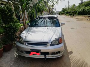 Used Honda Civic EXi 1999