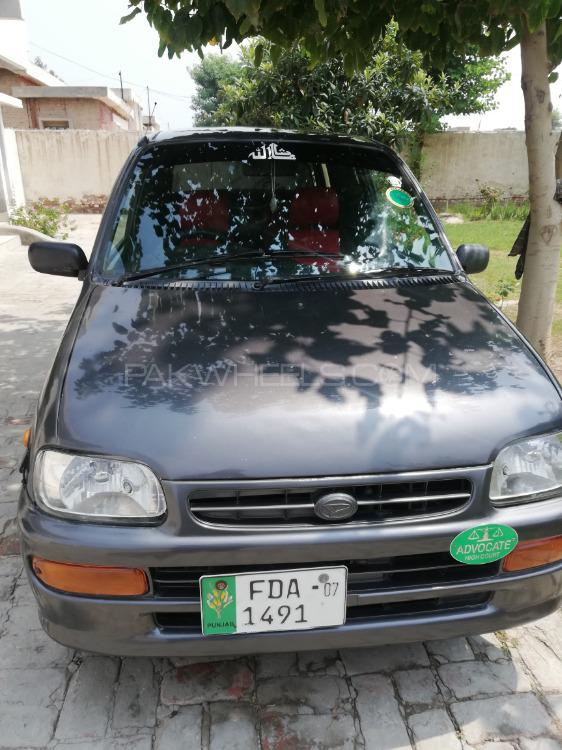 Daihatsu Cuore 2007 Image-1