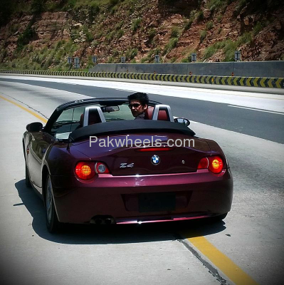 Used Bmw Z4 M Roadster 2003 Car For Sale In Lahore