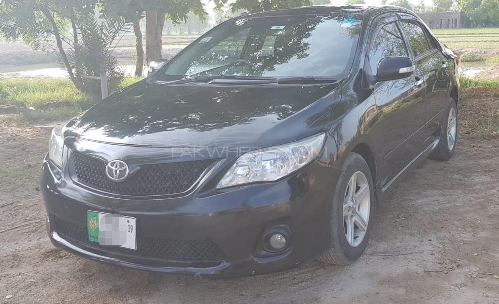Toyota Corolla 2009 Image-1
