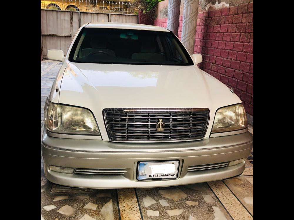 Toyota Crown Royal Saloon 2003 Image-1