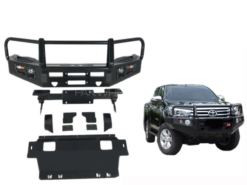 Hamer 4x4 Front Bumper For Toyota Revo -D2 in Lahore