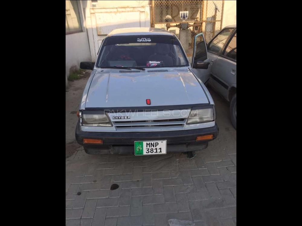 Suzuki Khyber Limited Edition 1991 Image-1