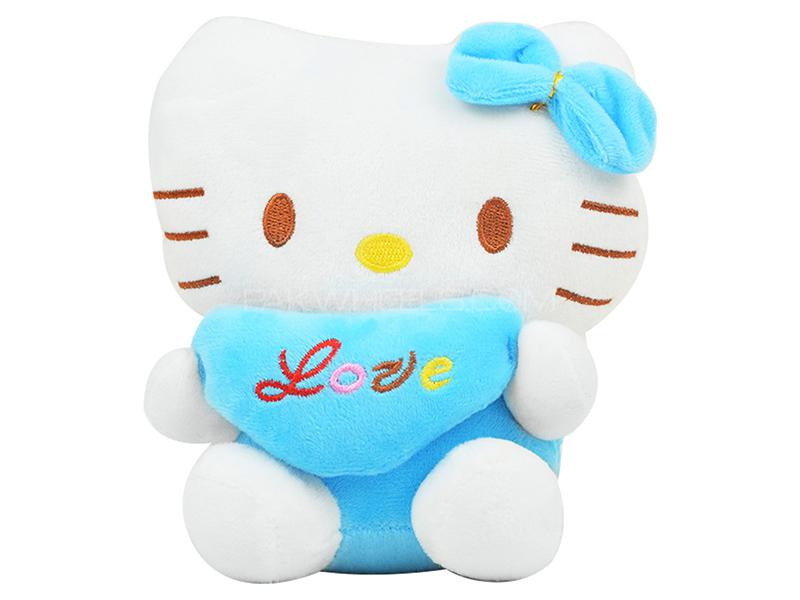 Hello Kitty Hanging Toy - Blue in Karachi