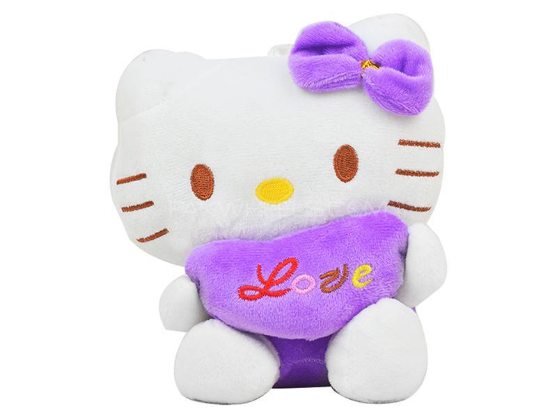 Hello Kitty Hanging Toy - Purple Image-1