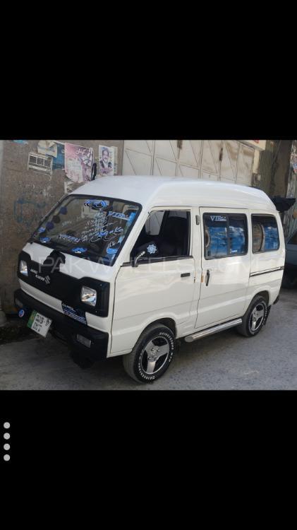 Suzuki Carry 2017 Image-1