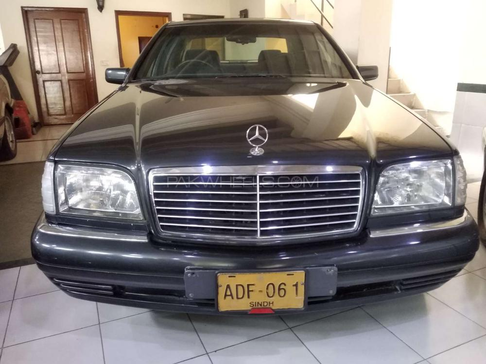 mercedes benz s class s280 1995 for sale in lahore pakwheels. Black Bedroom Furniture Sets. Home Design Ideas