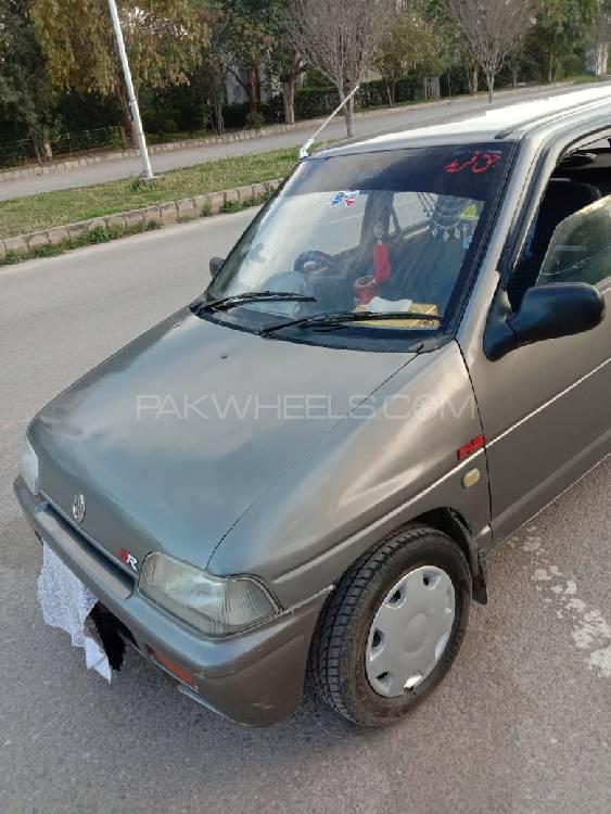 Suzuki Alto ECO-L 1993 Image-1