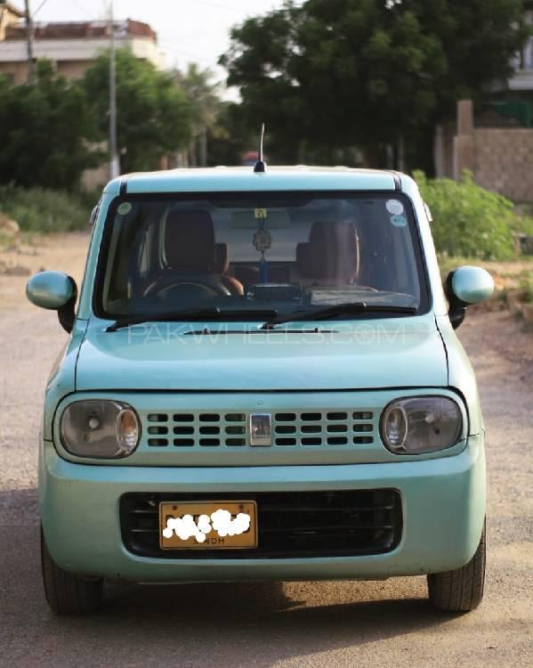 Suzuki Alto Lapin 2014 Image-1