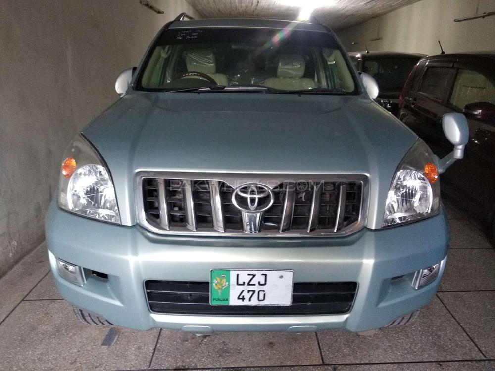 Toyota Prado RZ 3.4 (3-Door) 2002 Image-1