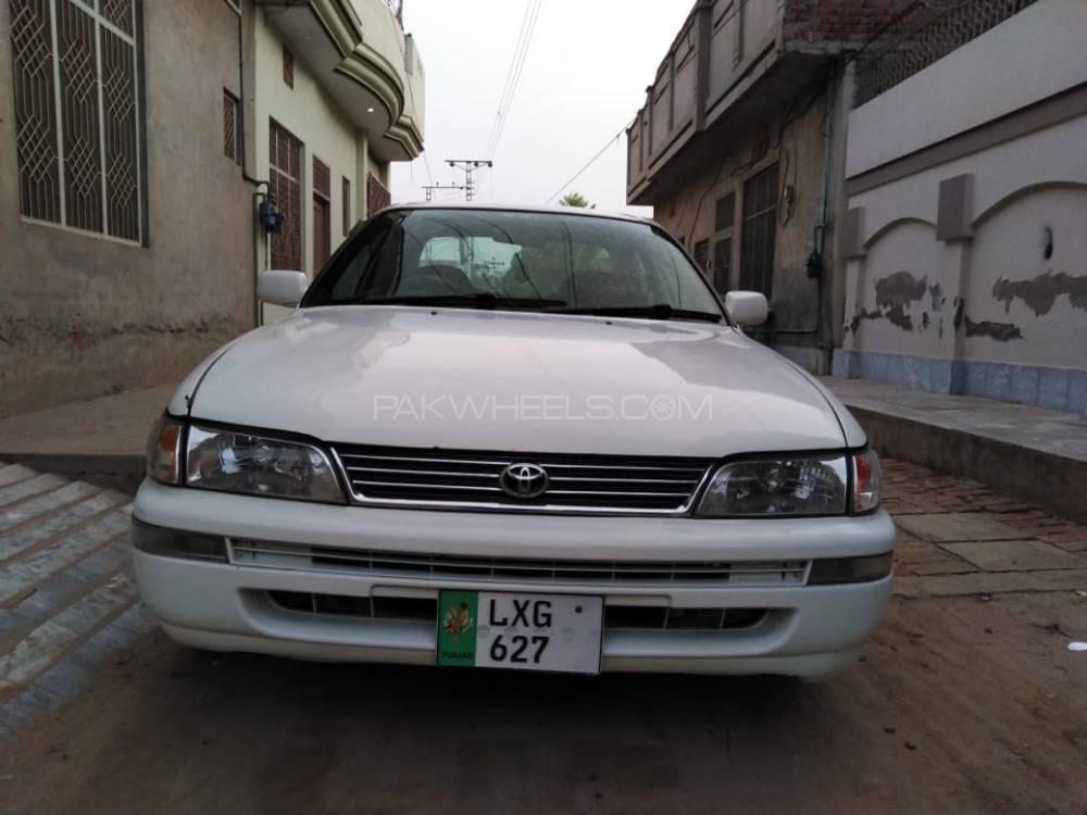 Toyota Corolla 1998 Image-1