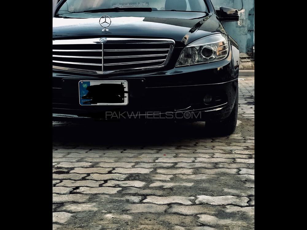 Mercedes Benz C Class C180 2008 Image-1