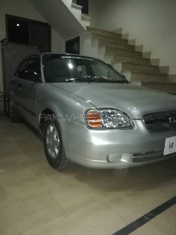 Suzuki Baleno JXL 2004 Image-1