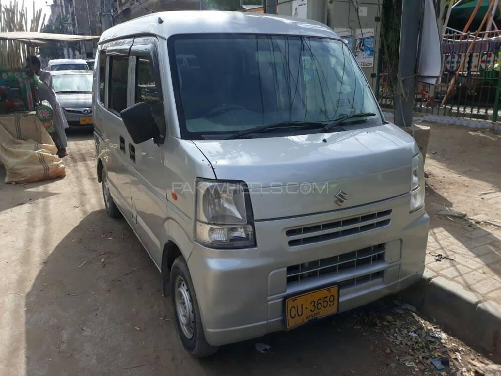Suzuki Every 2008 Image-1
