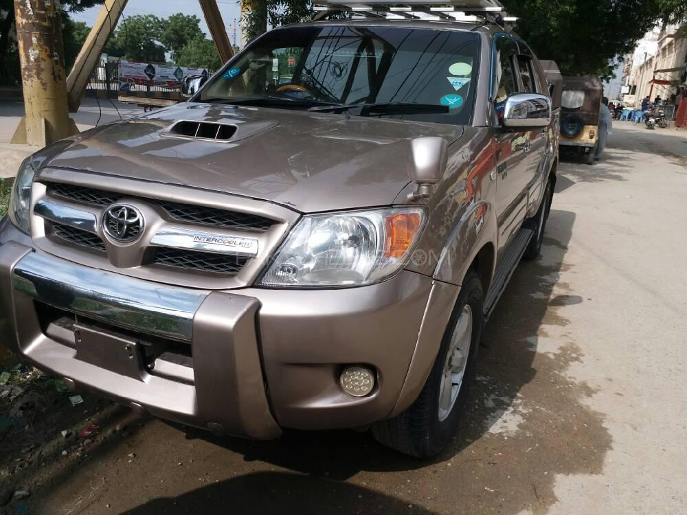 Toyota Hilux Vigo Champ G 2006 Image-1