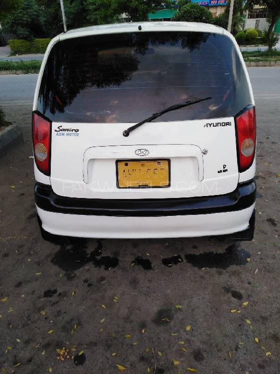 Hyundai Santro Club 2005 Image-1