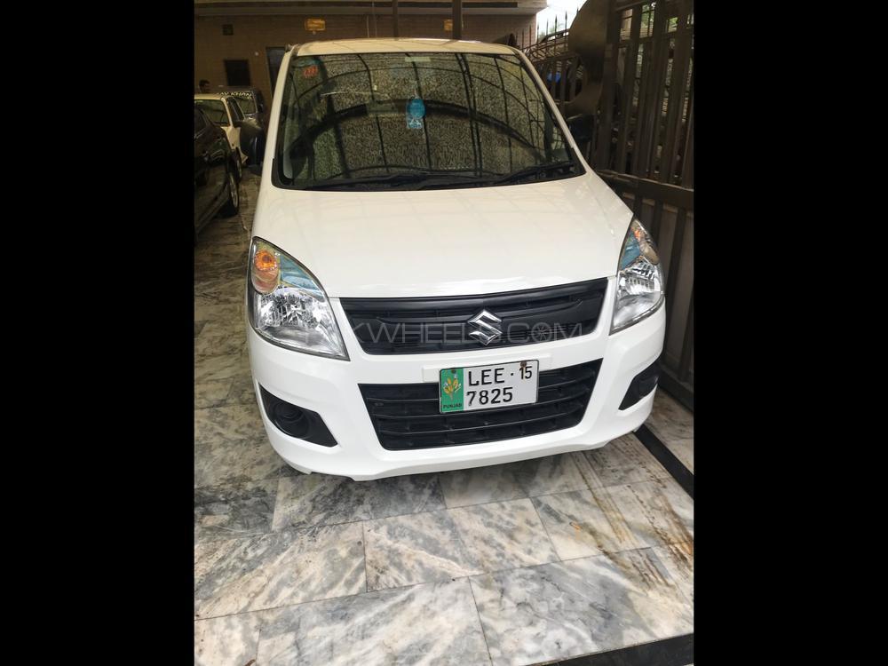 Suzuki Wagon R VX 2015 Image-1