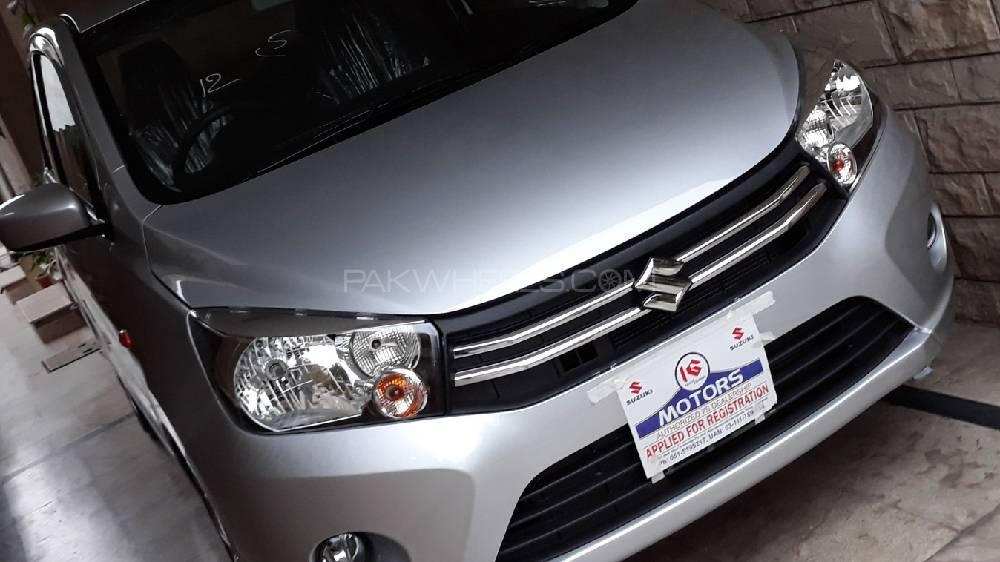 Suzuki Cultus VXL 2019 Image-1
