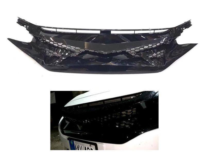 Front Grill Alien Style For Honda Civic 2016-2019 in Karachi