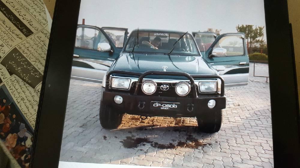 Toyota Hilux Tiger 1998 Image-1