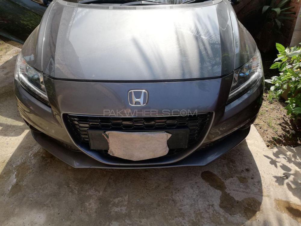 Honda CR-Z Sports Hybrid Base Grade (Metallic Color) 2014 Image-1