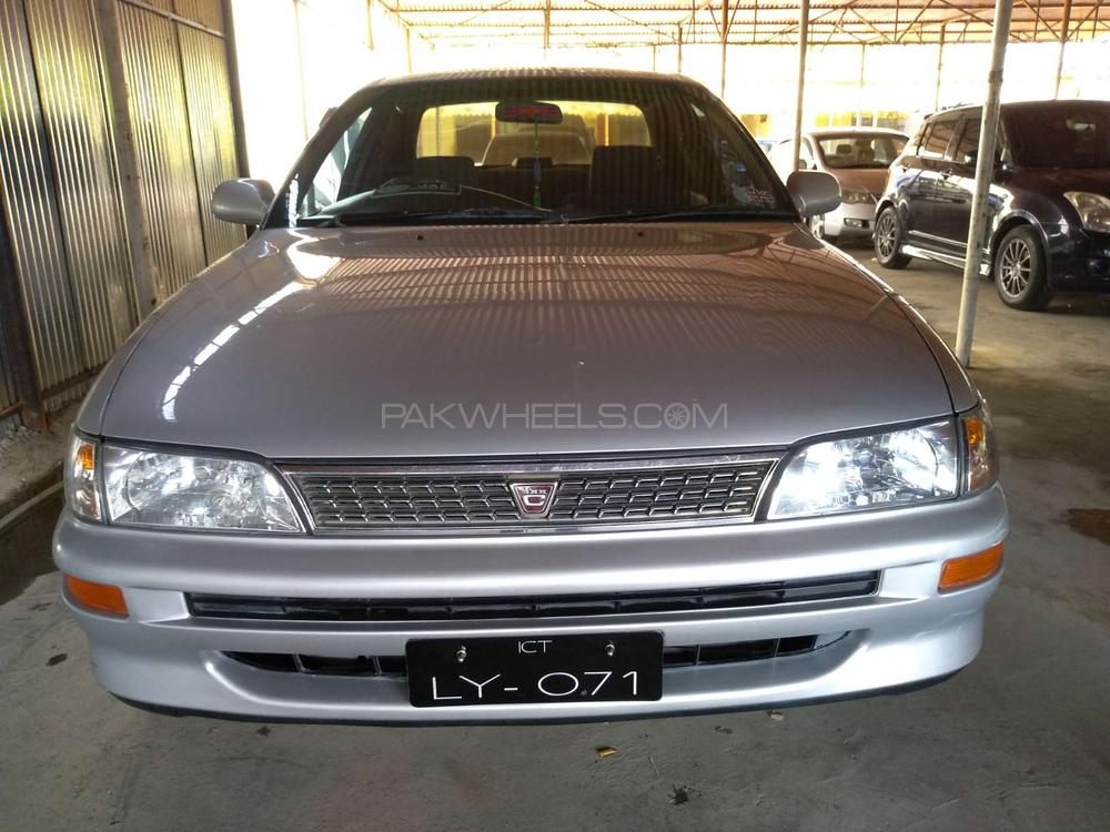 Toyota Corolla LX Limited 1.3 1995 Image-1