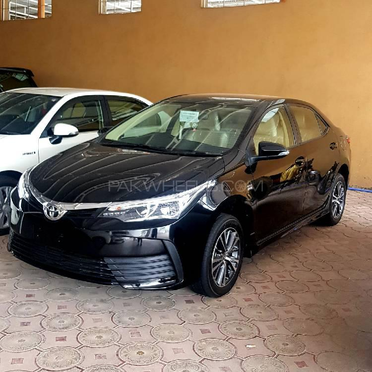 toyota corolla altis automatic 1 6 2019 for sale in peshawar