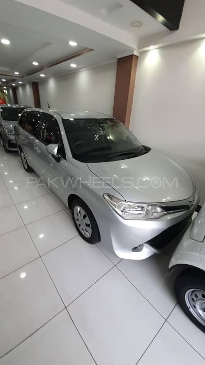 Toyota Corolla Fielder X 2016 Image-1