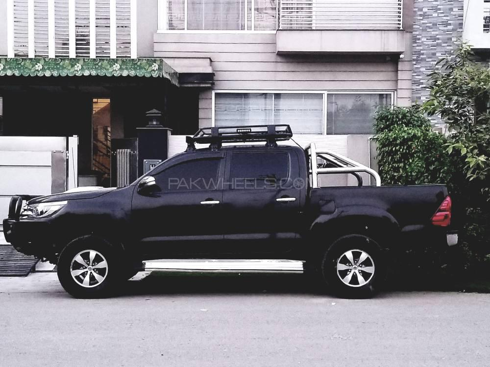 Toyota Hilux Invincible 2007 Image-1