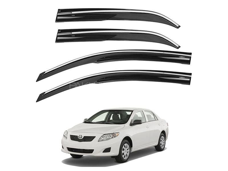 Air Press With Chrome Strip For Toyota Corolla 2009-2013 in Karachi