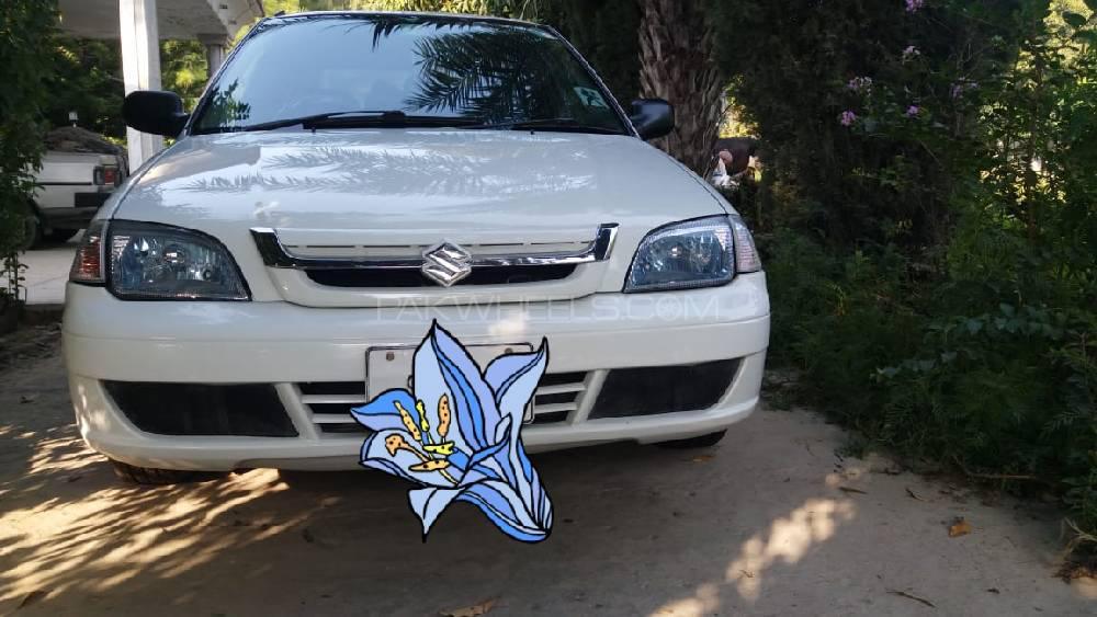 Suzuki Cultus Euro II (CNG) 2010 Image-1