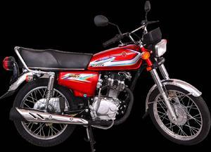 Yamaha YBR 125 - 2015