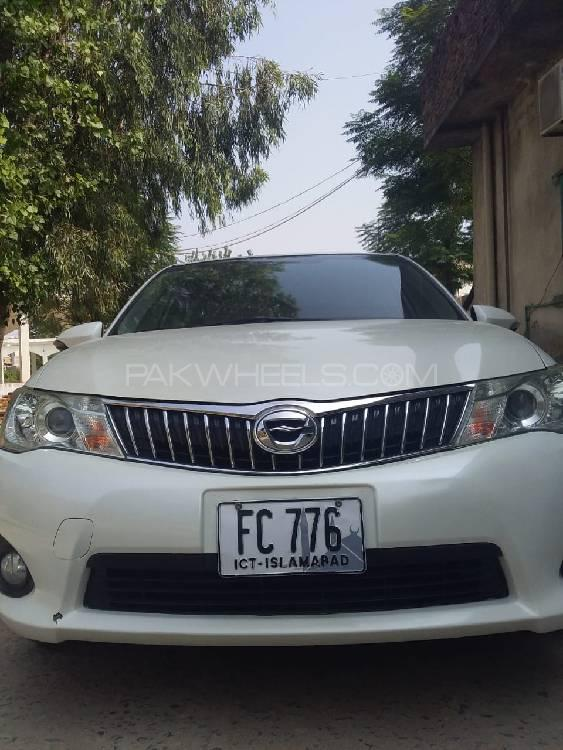 Toyota Corolla Axio X G Edition 1.3 2012 Image-1