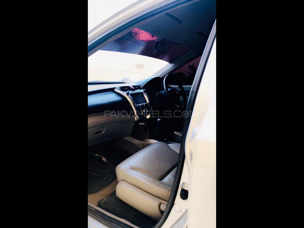 Honda City Aspire 1.5 i-VTEC 2015 Image-1