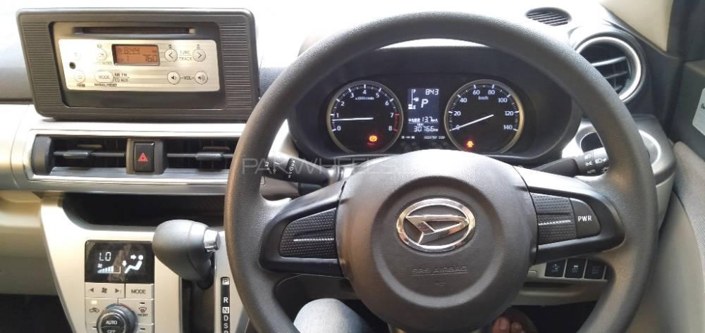 Daihatsu Cast Activa G Turbo  2016 Image-1