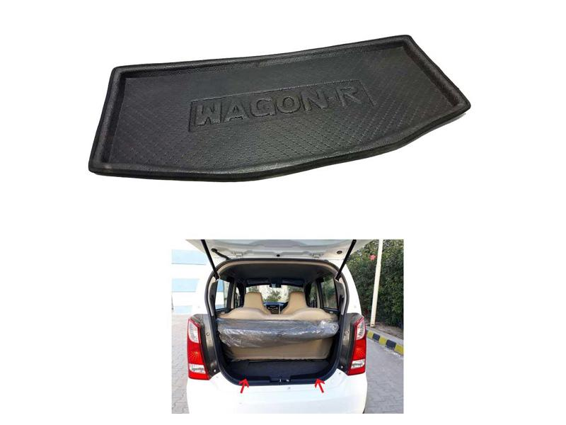 Suzuki Wagon R Foam Trunk Mat - 2008-2019 in Lahore