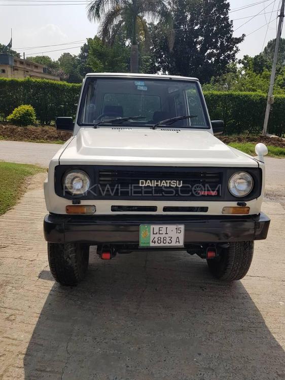 Daihatsu Rocky 1984 Image-1