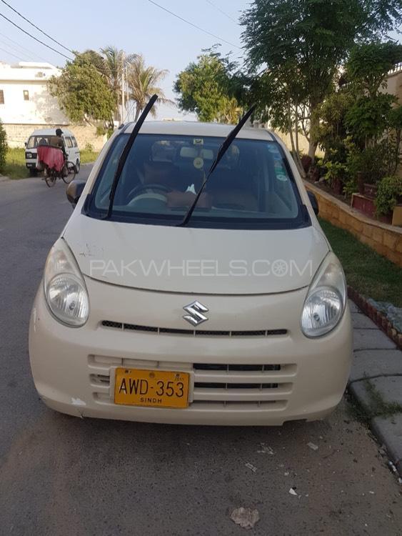 Suzuki Alto G 2010 Image-1