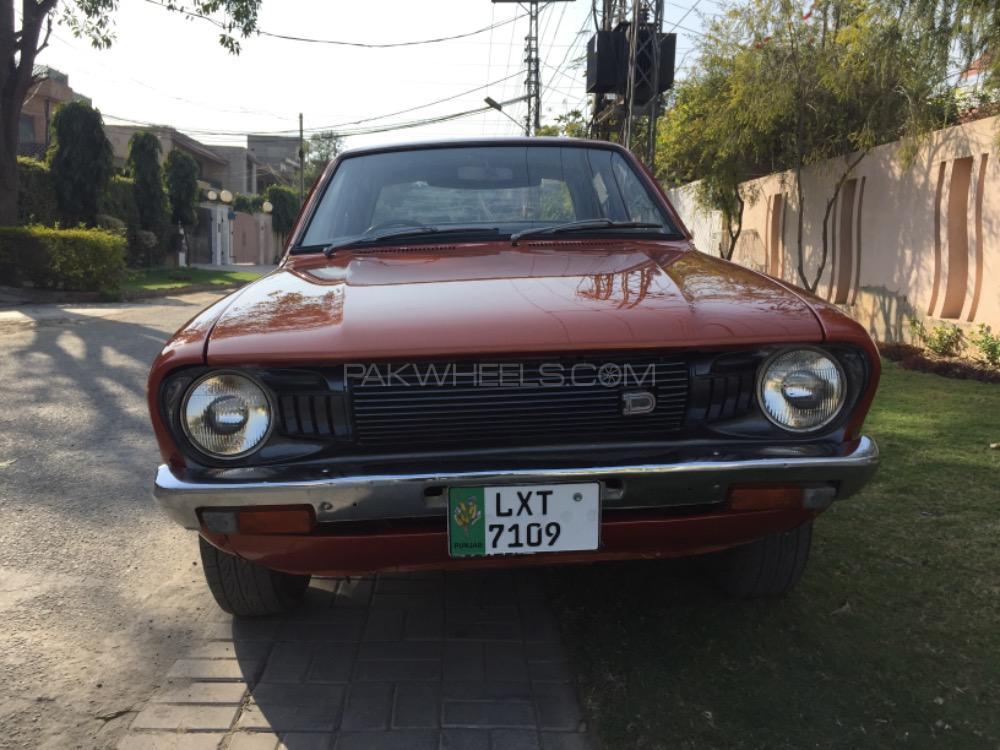 Datsun 120 Y - 1972 120Y Image-1