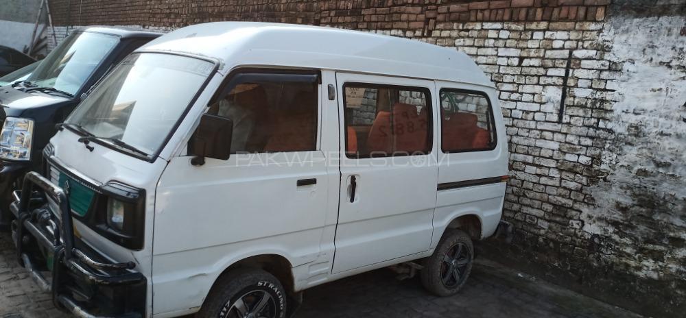 Suzuki Bolan VX (CNG) 2011 Image-1