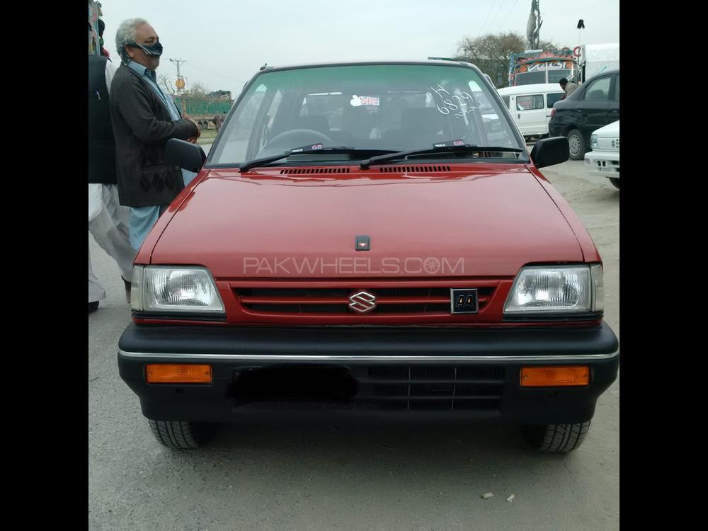 Suzuki Mehran VX (CNG) 1997 Image-1