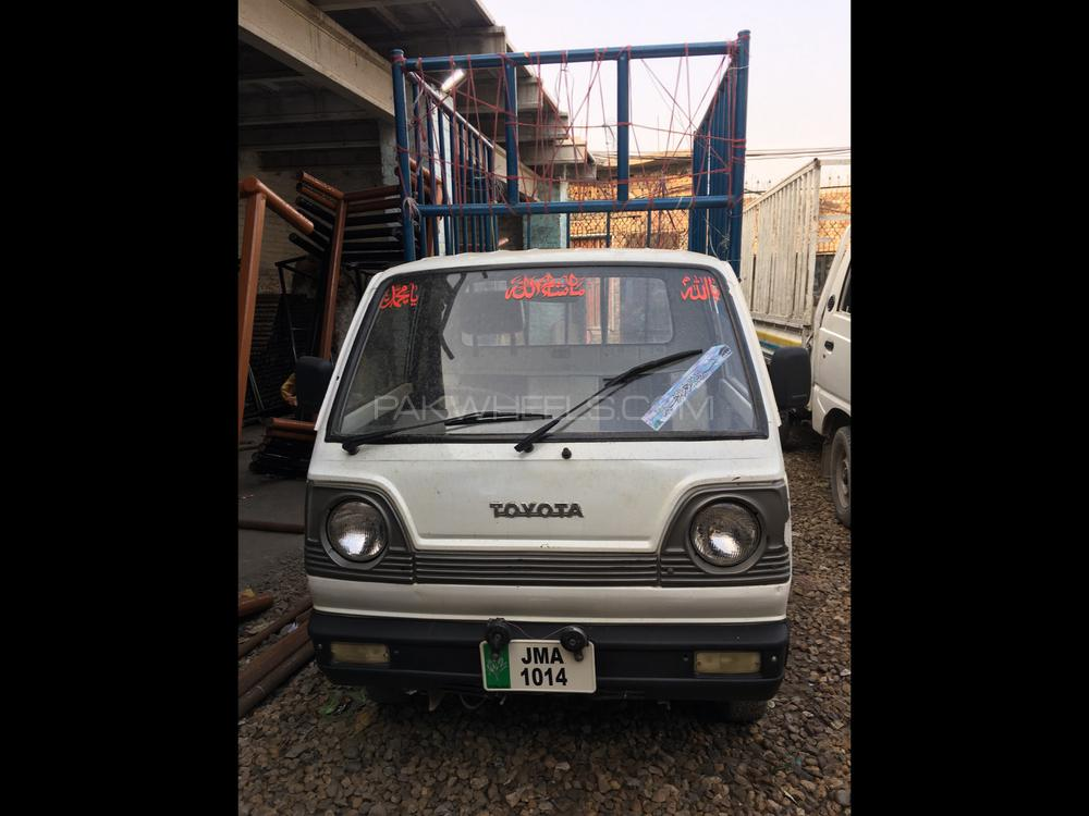 Suzuki Ravi PICKUP STD VX 1982 Image-1