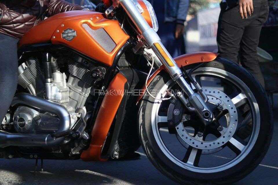 Harley Davidson V-Rod - 2016 V-Rod Image-1