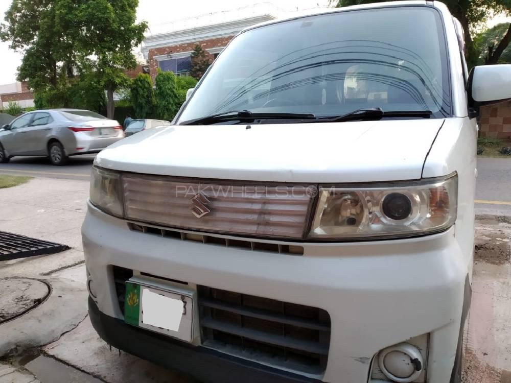 Suzuki Wagon R Stingray Limited II 2007 Image-1